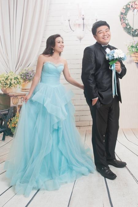 花系列婚紗照-高雄婚攝Spencer