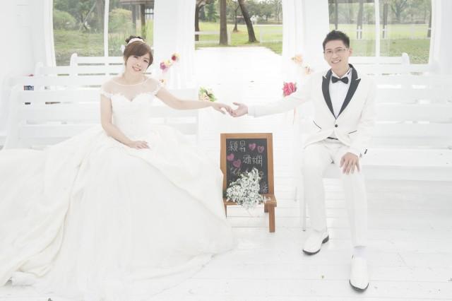 高雄自助婚紗攝影