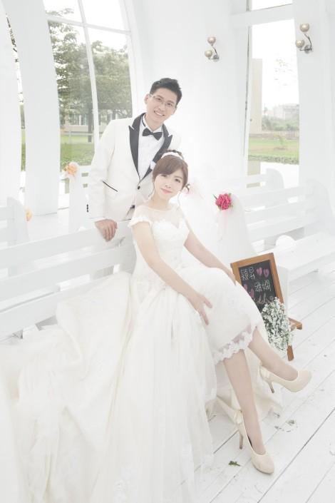 高雄自助婚紗攝影工作室