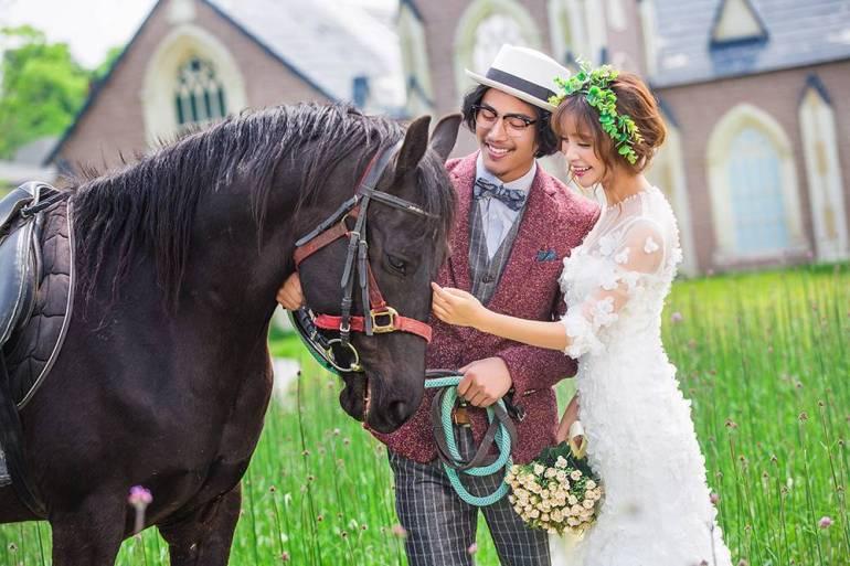 高雄婚攝Spencer推薦-常熟婚紗攝影工作室