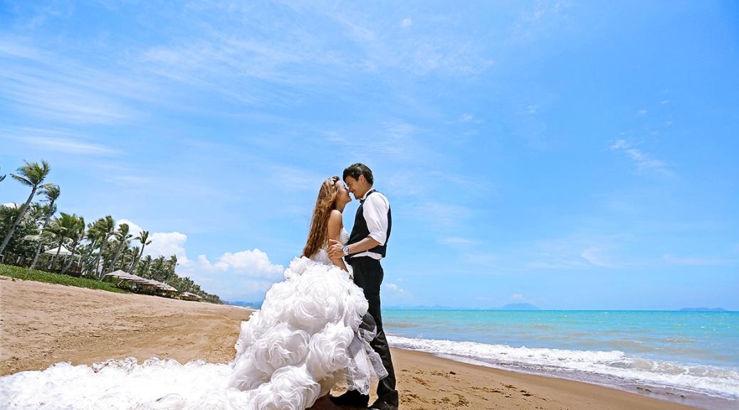 高雄婚攝Spencer推薦-連雲港婚紗攝影工作室
